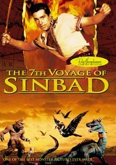 Rent The 7th Voyage of Sinbad on DVD
