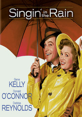Rent Singin' in the Rain on DVD