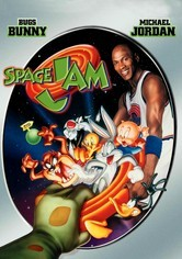 Rent Space Jam on DVD