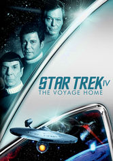 Rent Star Trek IV: The Voyage Home on DVD