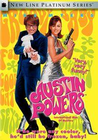 Austin Powers: Int'l Man of Mystery