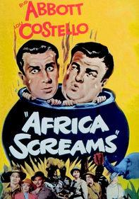 Abbott & Costello: Africa Screams