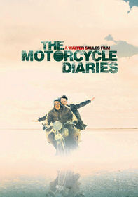 Walter Salles in The Motorcycle Diaries