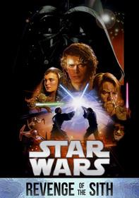 Christopher Lee in Star Wars: Episode III