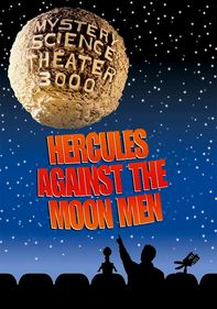 MST3K: Hercules Against the Moon Men