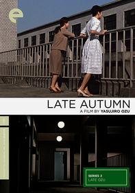 Late Ozu: Late Autumn
