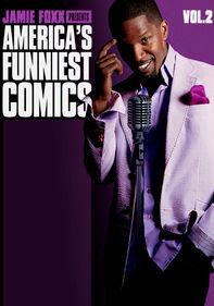 Foxx: America's Funniest Comics: Vol. 2