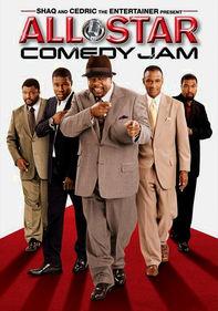 Shaq & Cedric: All Star Comedy Jam