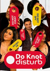 Govinda in Do Knot Disturb