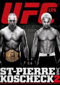 UFC 124: St-Pierre vs. Kosheck 2