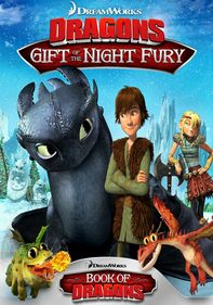 Gift of the Night Fury / Book of Dragons