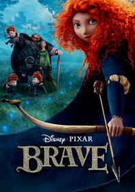 Billy Connolly in Brave