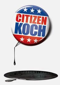 Carl Deal in Citizen Koch