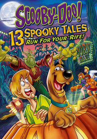 Scooby-Doo! Run for Your Rife