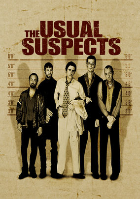 Rent The Usual Suspects on DVD