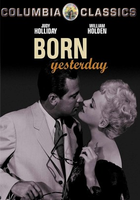 Rent Born Yesterday on DVD
