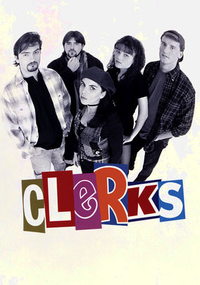 Rent Clerks on DVD