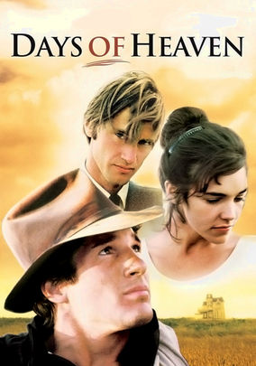 Rent Days of Heaven on DVD