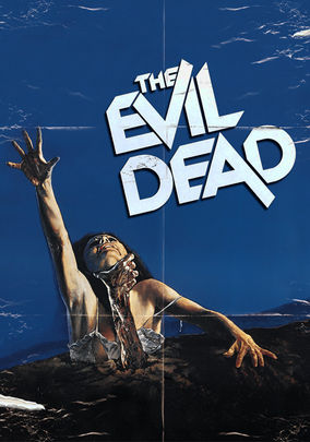 Rent The Evil Dead on DVD