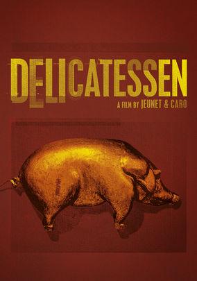 Rent Delicatessen on DVD