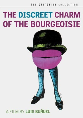 Rent The Discreet Charm of the Bourgeoisie on DVD