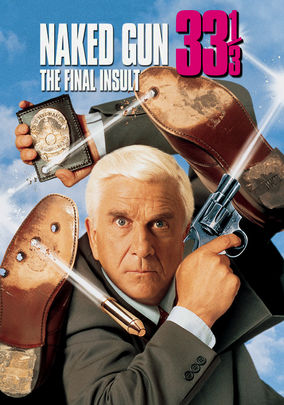 Rent Naked Gun 33 1/3: The Final Insult on DVD