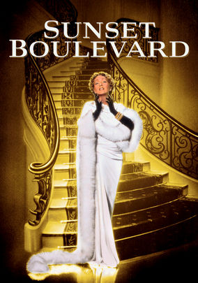 Rent Sunset Boulevard on DVD