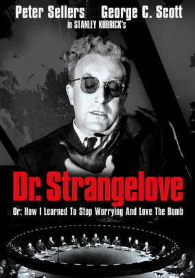Rent Dr. Strangelove on DVD