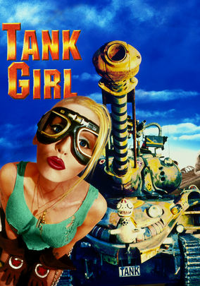 Rent Tank Girl on DVD