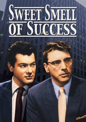 Rent Sweet Smell of Success on DVD
