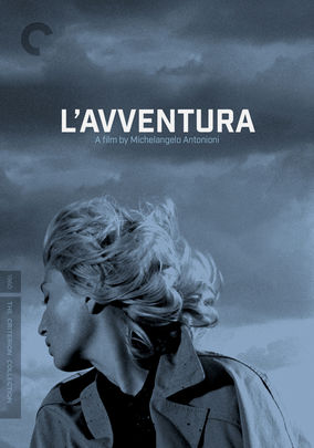 Rent L'Avventura on DVD