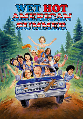 Rent Wet Hot American Summer on DVD