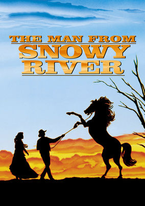 Rent The Man from Snowy River on DVD