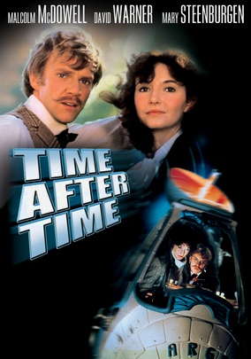 Rent Time After Time on DVD