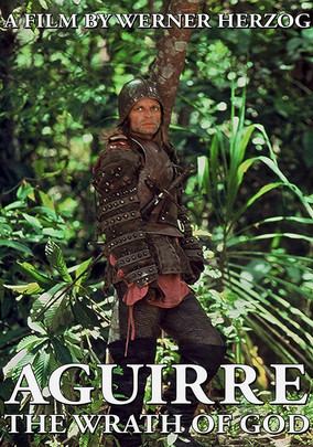 Rent Aguirre: The Wrath of God on DVD