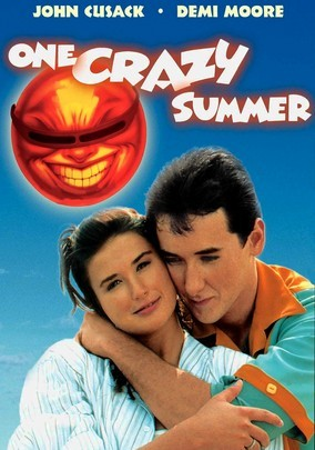 Rent One Crazy Summer on DVD