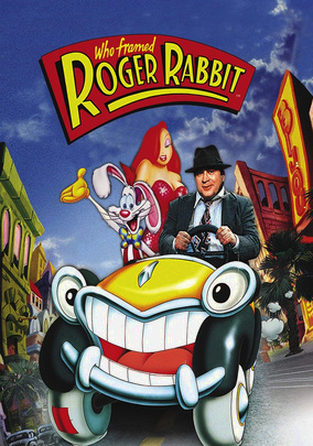 Rent Who Framed Roger Rabbit on DVD