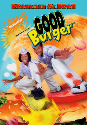 Rent Good Burger on DVD
