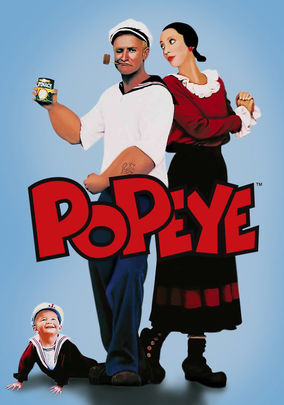 Rent Popeye on DVD