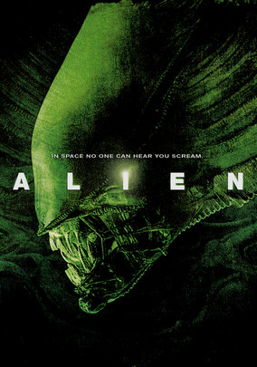 alien for rent on dvd and bluray dvd netflix