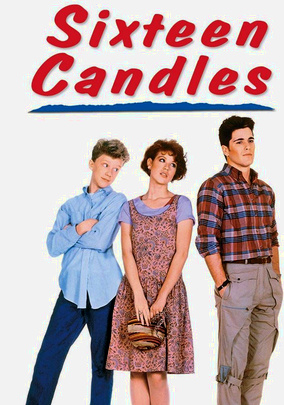 Rent Sixteen Candles on DVD