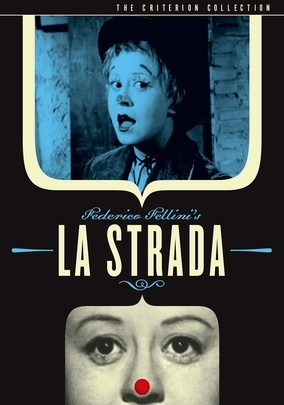 Rent La Strada: Special Edition on DVD