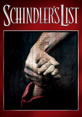Rent Schindler's List on DVD