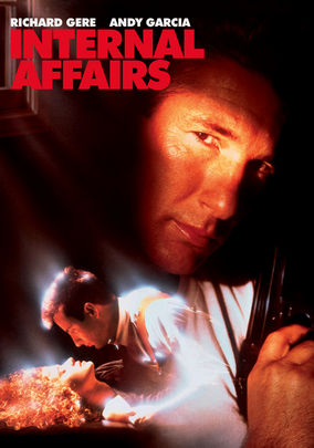 Rent Internal Affairs on DVD