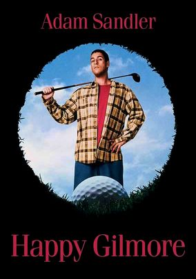 Rent Happy Gilmore on DVD