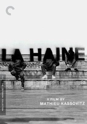 Rent La Haine on DVD