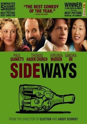 Rent Sideways on DVD