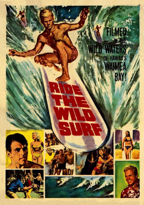 Rent Ride the Wild Surf on DVD