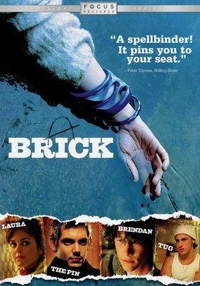 Rent Brick on DVD