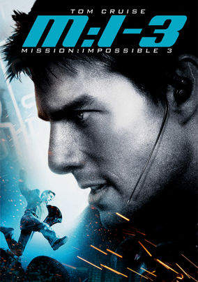 Rent Mission: Impossible III on DVD